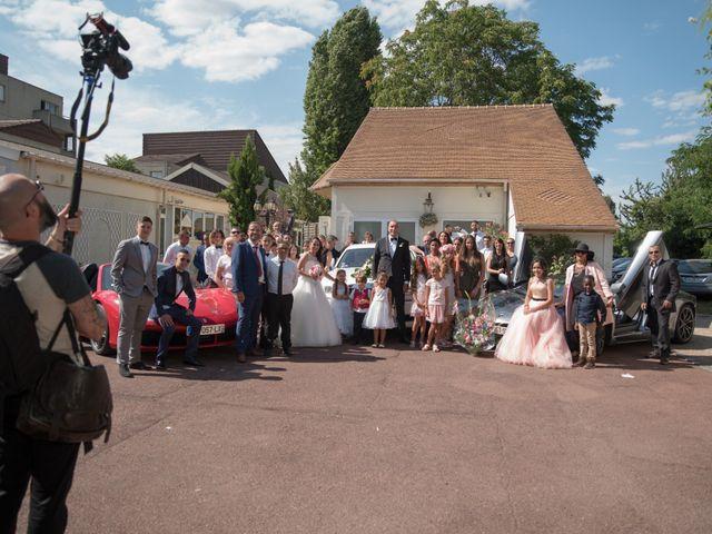 Le mariage de David et Leila à Bezons, Val-d'Oise 23