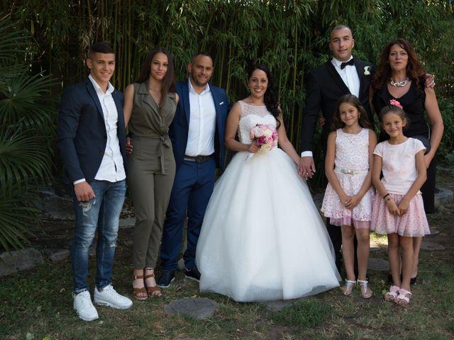 Le mariage de David et Leila à Bezons, Val-d'Oise 24