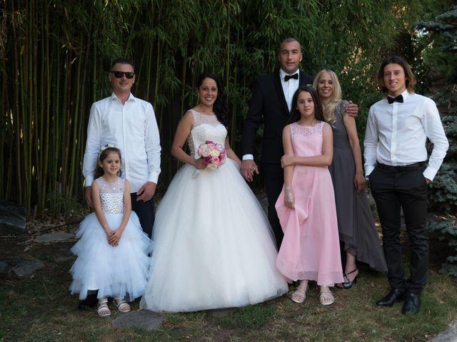 Le mariage de David et Leila à Bezons, Val-d'Oise 26