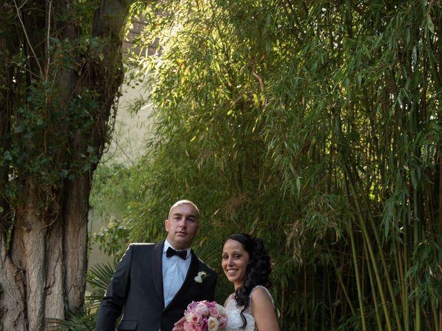 Le mariage de David et Leila à Bezons, Val-d'Oise 27