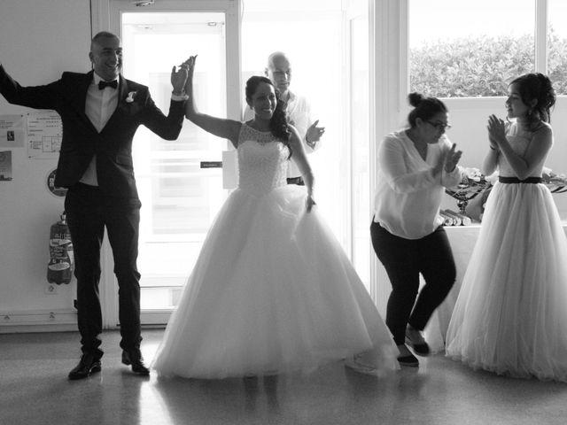 Le mariage de David et Leila à Bezons, Val-d'Oise 40