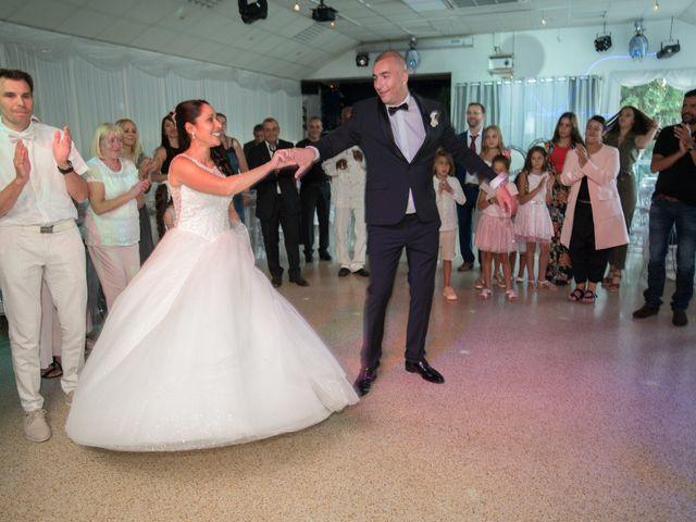 Le mariage de David et Leila à Bezons, Val-d'Oise 41