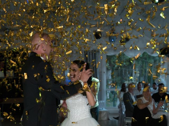 Le mariage de David et Leila à Bezons, Val-d'Oise 42