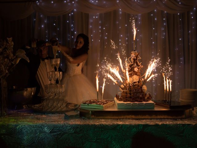 Le mariage de David et Leila à Bezons, Val-d'Oise 46
