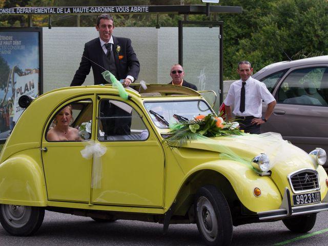 Le mariage de Valérie et Patrick à Eaunes, Haute-Garonne 7