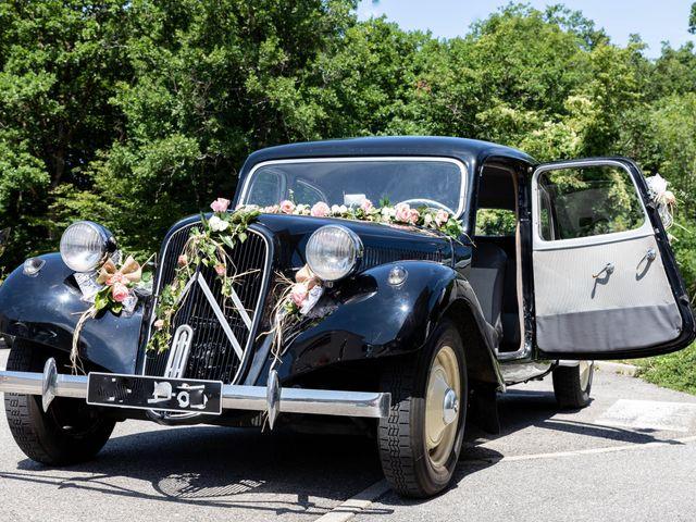 Le mariage de Marc-Antoine et Marine à Nances, Savoie 9
