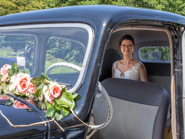 Le mariage de Marc-Antoine et Marine à Nances, Savoie 10