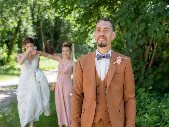Le mariage de Marc-Antoine et Marine à Nances, Savoie 11