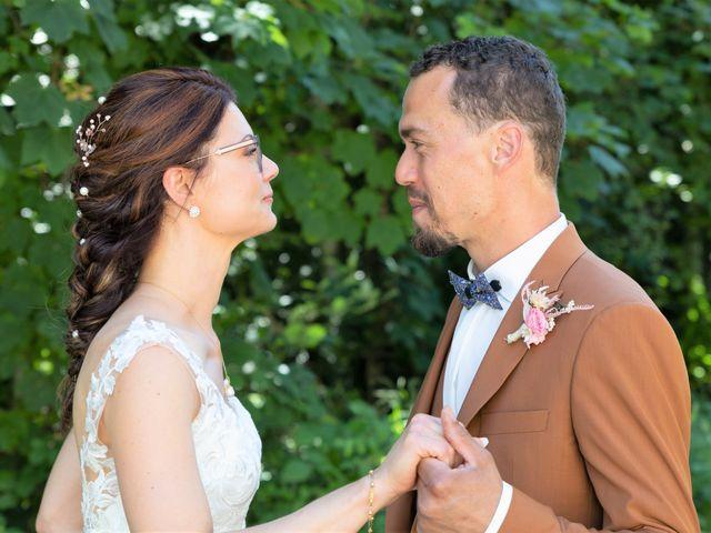 Le mariage de Marc-Antoine et Marine à Nances, Savoie 12
