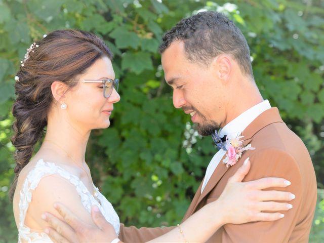 Le mariage de Marc-Antoine et Marine à Nances, Savoie 13