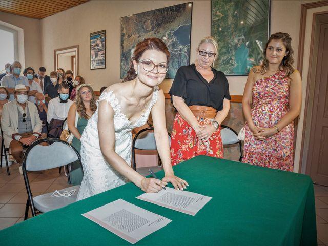 Le mariage de Marc-Antoine et Marine à Nances, Savoie 16