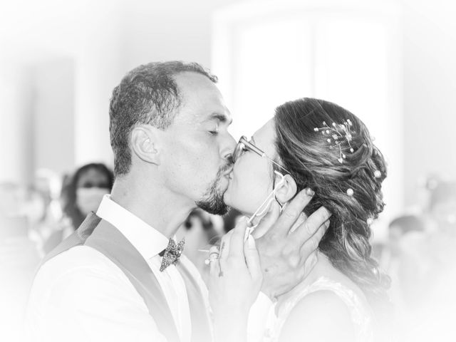 Le mariage de Marc-Antoine et Marine à Nances, Savoie 1