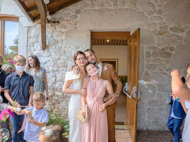 Le mariage de Marc-Antoine et Marine à Nances, Savoie 18