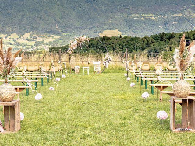 Le mariage de Marc-Antoine et Marine à Nances, Savoie 19