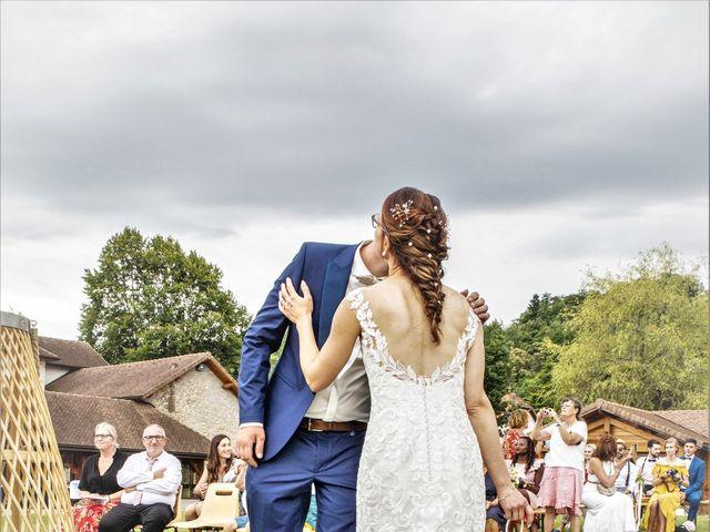 Le mariage de Marc-Antoine et Marine à Nances, Savoie 23