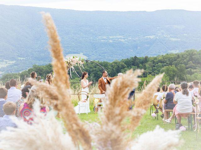 Le mariage de Marc-Antoine et Marine à Nances, Savoie 24