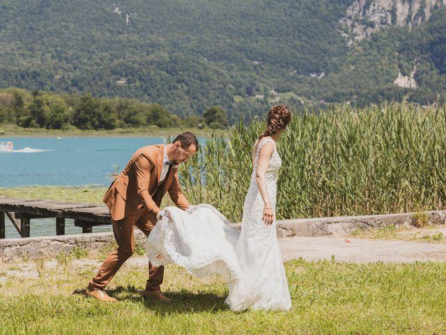 Le mariage de Marc-Antoine et Marine à Nances, Savoie 26
