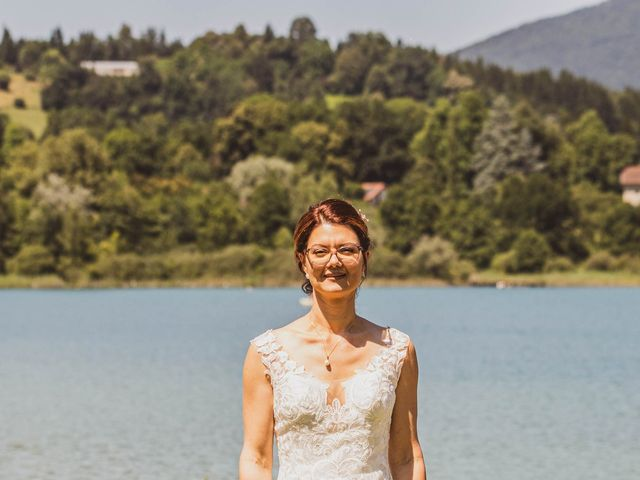 Le mariage de Marc-Antoine et Marine à Nances, Savoie 27