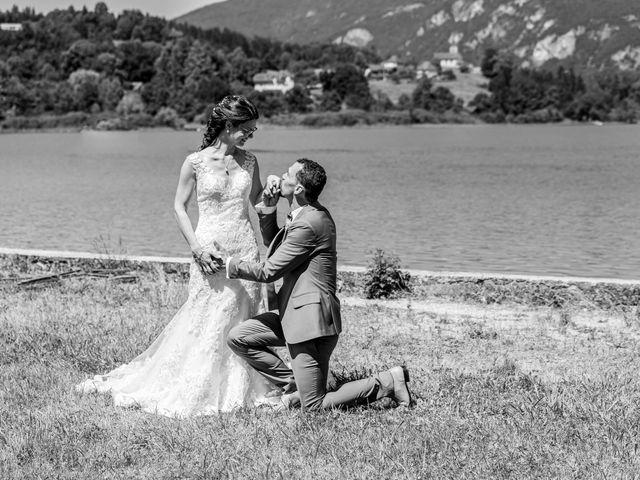 Le mariage de Marc-Antoine et Marine à Nances, Savoie 28