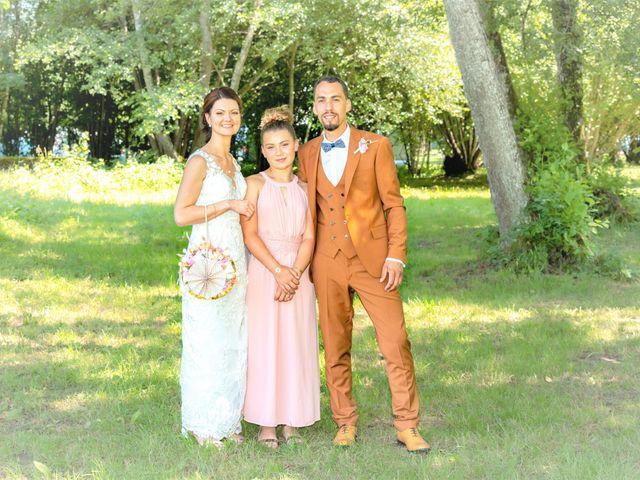 Le mariage de Marc-Antoine et Marine à Nances, Savoie 30