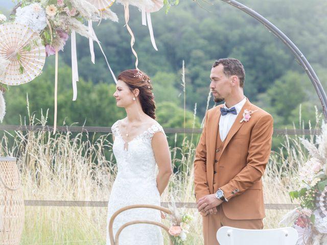 Le mariage de Marc-Antoine et Marine à Nances, Savoie 32