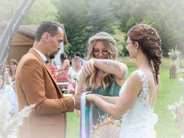 Le mariage de Marc-Antoine et Marine à Nances, Savoie 34