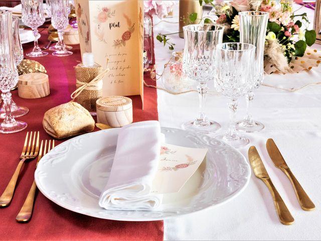 Le mariage de Marc-Antoine et Marine à Nances, Savoie 36