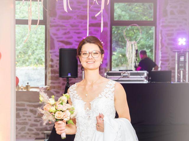 Le mariage de Marc-Antoine et Marine à Nances, Savoie 47
