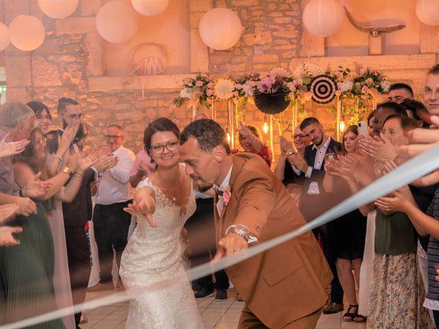 Le mariage de Marc-Antoine et Marine à Nances, Savoie 50