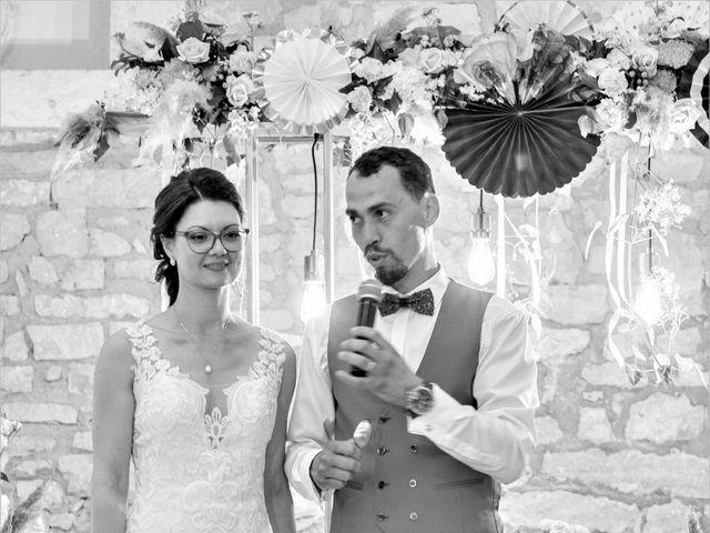 Le mariage de Marc-Antoine et Marine à Nances, Savoie 57
