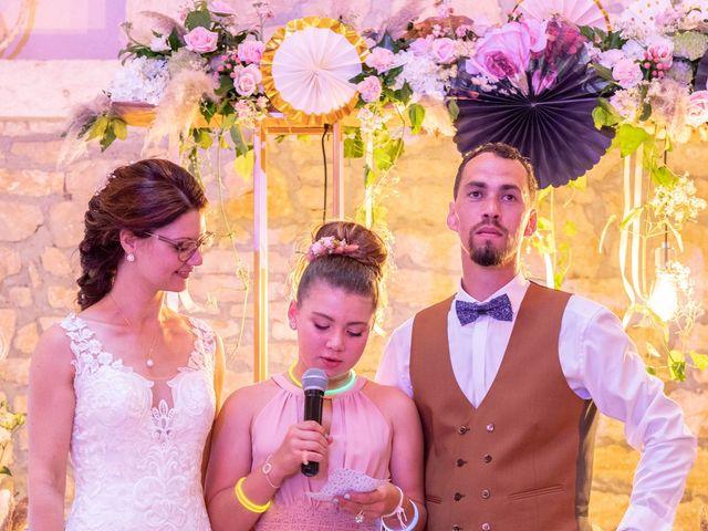 Le mariage de Marc-Antoine et Marine à Nances, Savoie 58