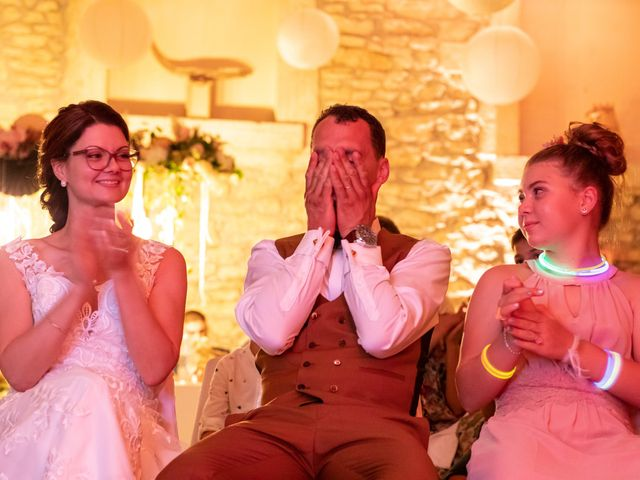Le mariage de Marc-Antoine et Marine à Nances, Savoie 63