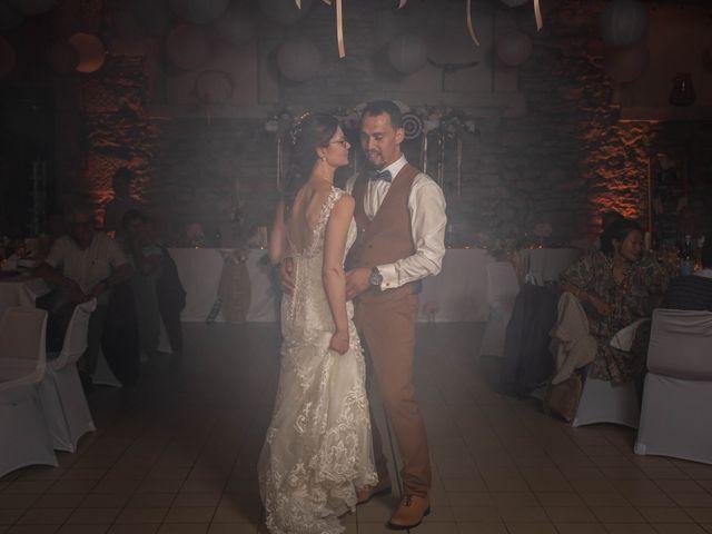 Le mariage de Marc-Antoine et Marine à Nances, Savoie 67