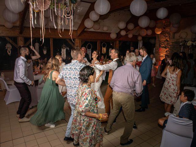 Le mariage de Marc-Antoine et Marine à Nances, Savoie 70