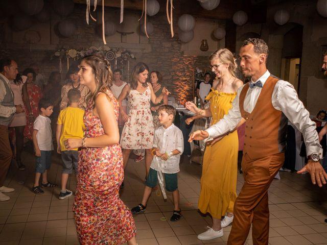 Le mariage de Marc-Antoine et Marine à Nances, Savoie 73