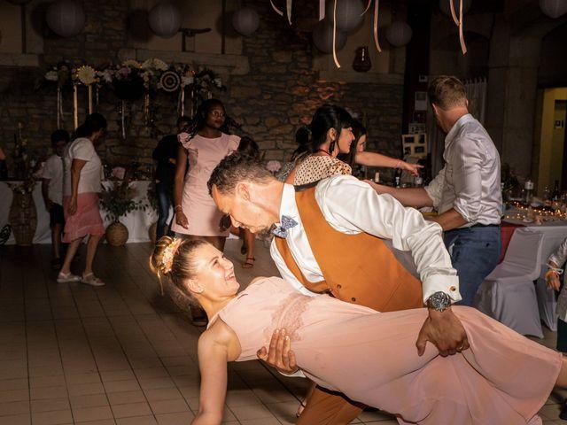 Le mariage de Marc-Antoine et Marine à Nances, Savoie 75