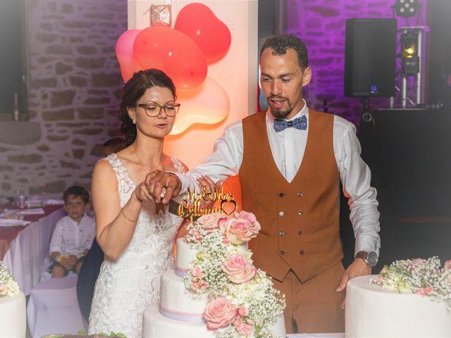 Le mariage de Marc-Antoine et Marine à Nances, Savoie 78