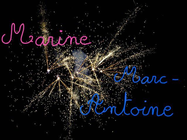 Le mariage de Marc-Antoine et Marine à Nances, Savoie 85