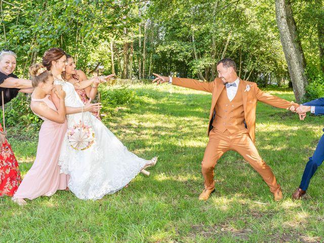Le mariage de Marc-Antoine et Marine à Nances, Savoie 14