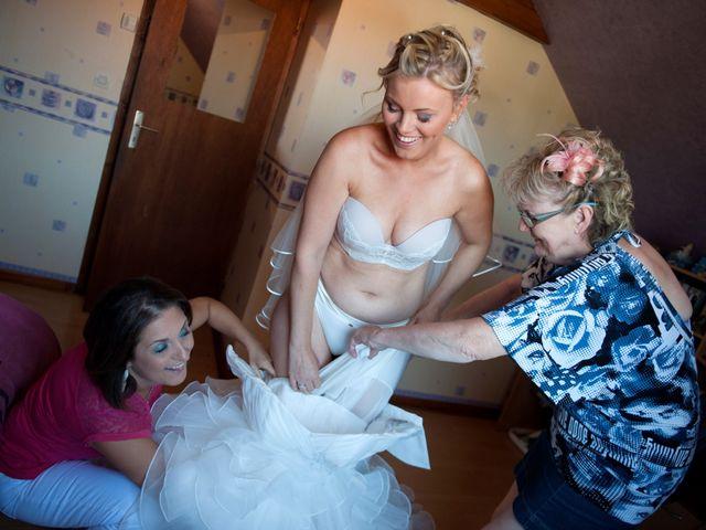 Le mariage de Benjamin et Isabelle à L'Isle-sur-le-Doubs, Doubs 13