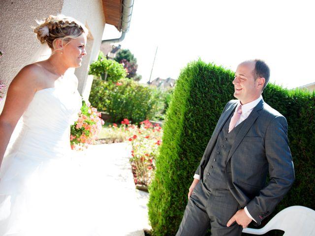 Le mariage de Benjamin et Isabelle à L'Isle-sur-le-Doubs, Doubs 20
