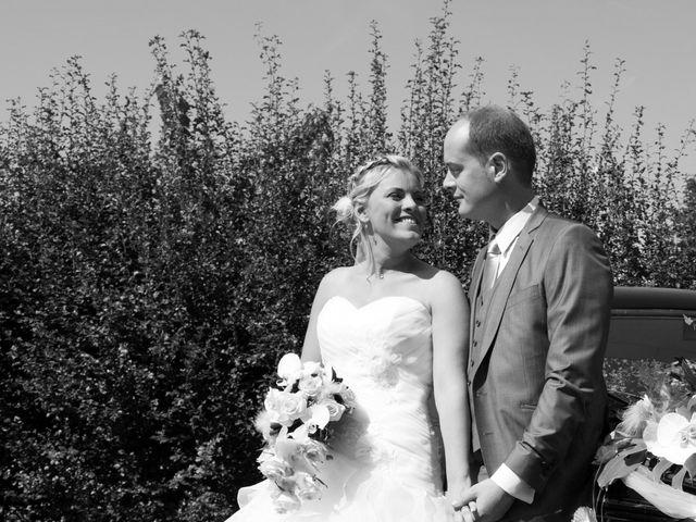 Le mariage de Benjamin et Isabelle à L'Isle-sur-le-Doubs, Doubs 23