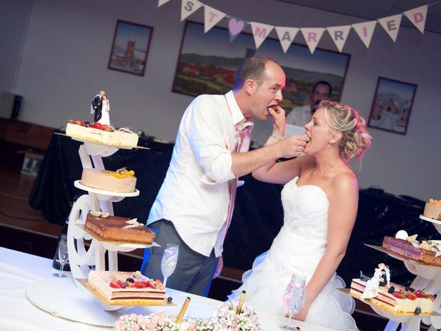 Le mariage de Benjamin et Isabelle à L'Isle-sur-le-Doubs, Doubs 37