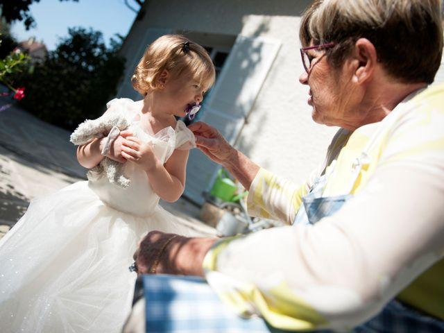 Le mariage de Benjamin et Isabelle à L'Isle-sur-le-Doubs, Doubs 42