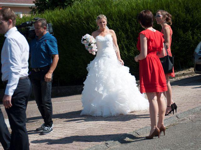 Le mariage de Benjamin et Isabelle à L'Isle-sur-le-Doubs, Doubs 43