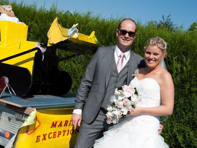 Le mariage de Benjamin et Isabelle à L'Isle-sur-le-Doubs, Doubs 45