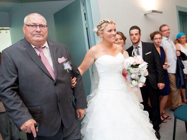 Le mariage de Benjamin et Isabelle à L'Isle-sur-le-Doubs, Doubs 51