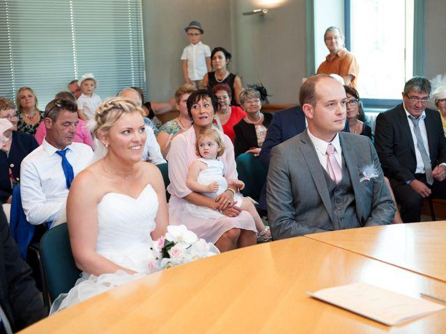 Le mariage de Benjamin et Isabelle à L'Isle-sur-le-Doubs, Doubs 52