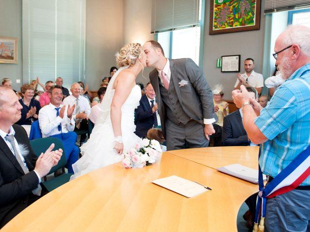 Le mariage de Benjamin et Isabelle à L'Isle-sur-le-Doubs, Doubs 53