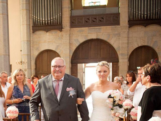 Le mariage de Benjamin et Isabelle à L'Isle-sur-le-Doubs, Doubs 57